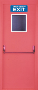 Fire Door V-Core