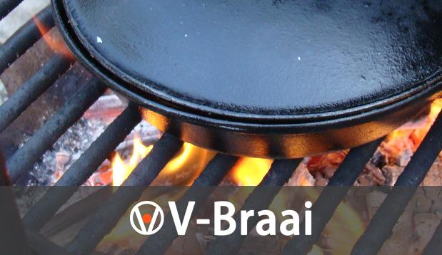 V-Braai Re-Usable and Environmentally Friendly Fire Lighter